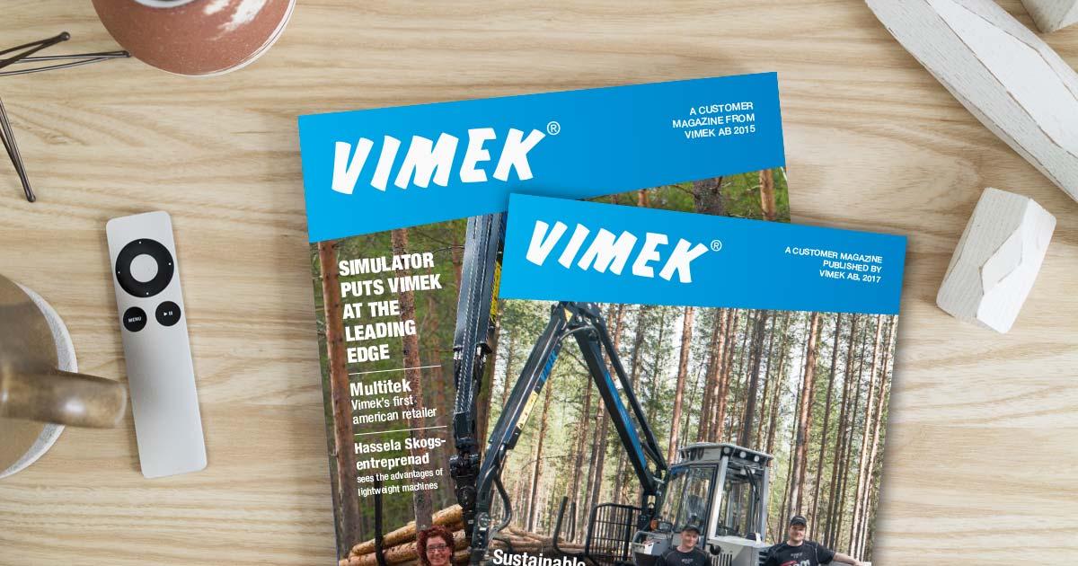 Журнал Vimek